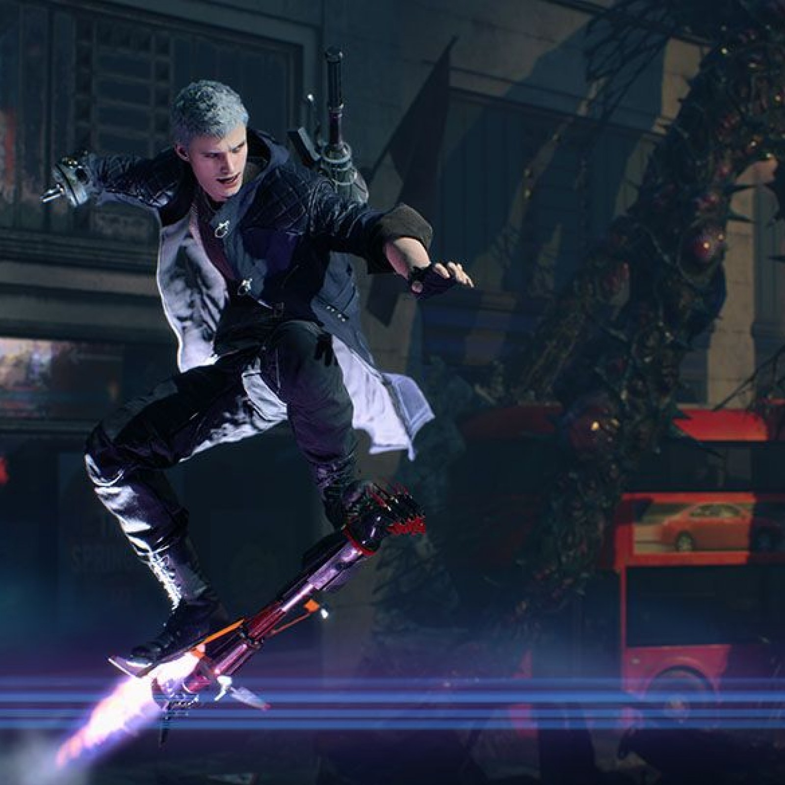 Devil May Cry 5 Skills Complete List Cost And What They Do