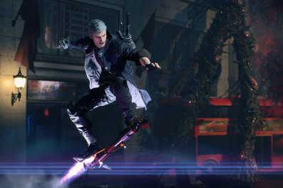 nero devil may cry 5 demo punch