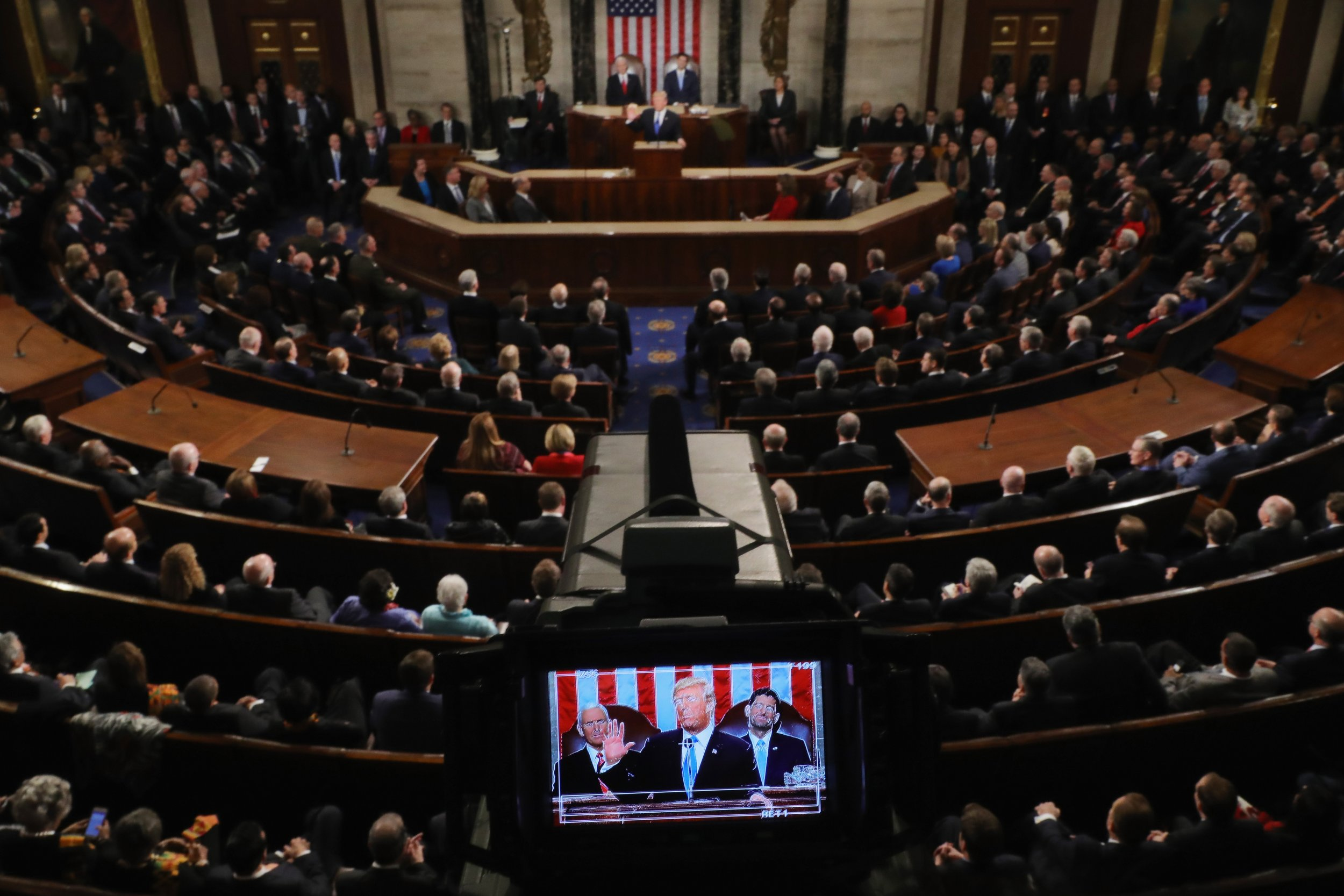 Watch State of the Union 2019 Online: Live Stream, TV