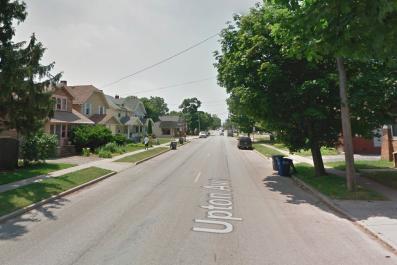 3900 block of Upton Avenue