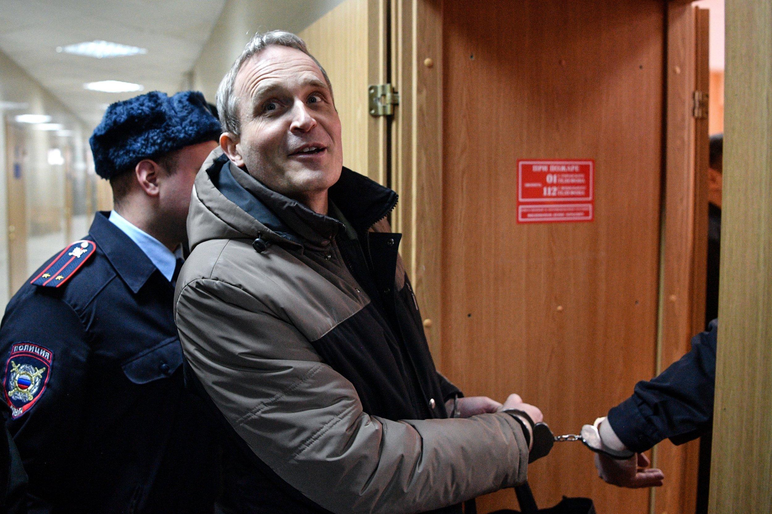 Jehovah's Witness Russia Dennis Christensen