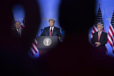 trump, nato, unfair, new, alliance, iran