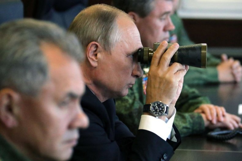 Russia, launches, missile, Trump, nuclear, treaty