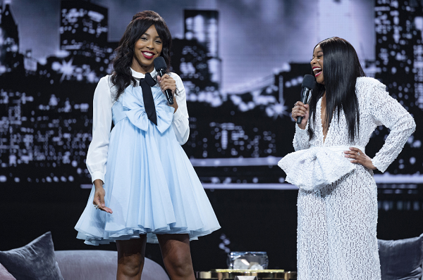 '2 Dope Queens' Jessica Williams and Phoebe Robinson Talk Season 2 Return to HBO
