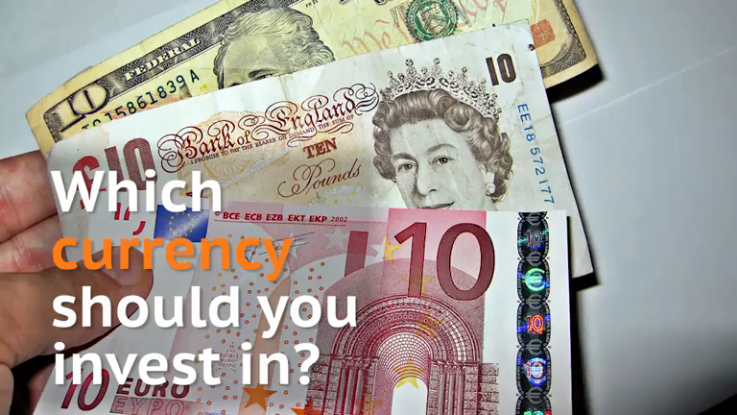 Dollar, pound, euro or yen: Which currency should you invest in?