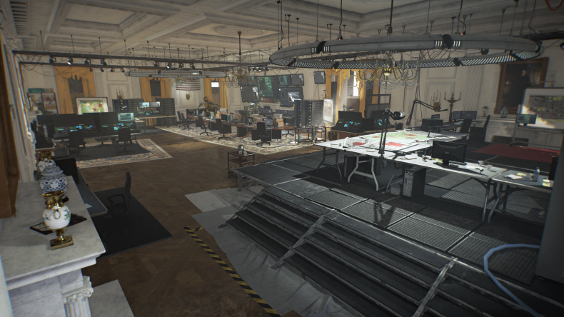 Division 2 base of operations
