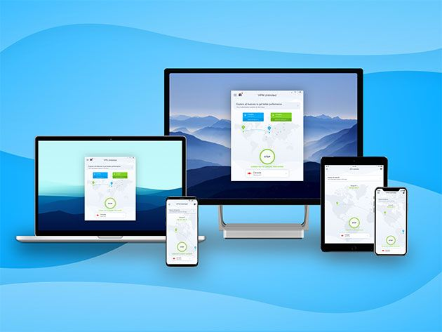 Online Privacy: VPN Unlimited