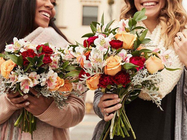 Valentine's Day Gifts: Bouqs Valentine's Day Flower Special