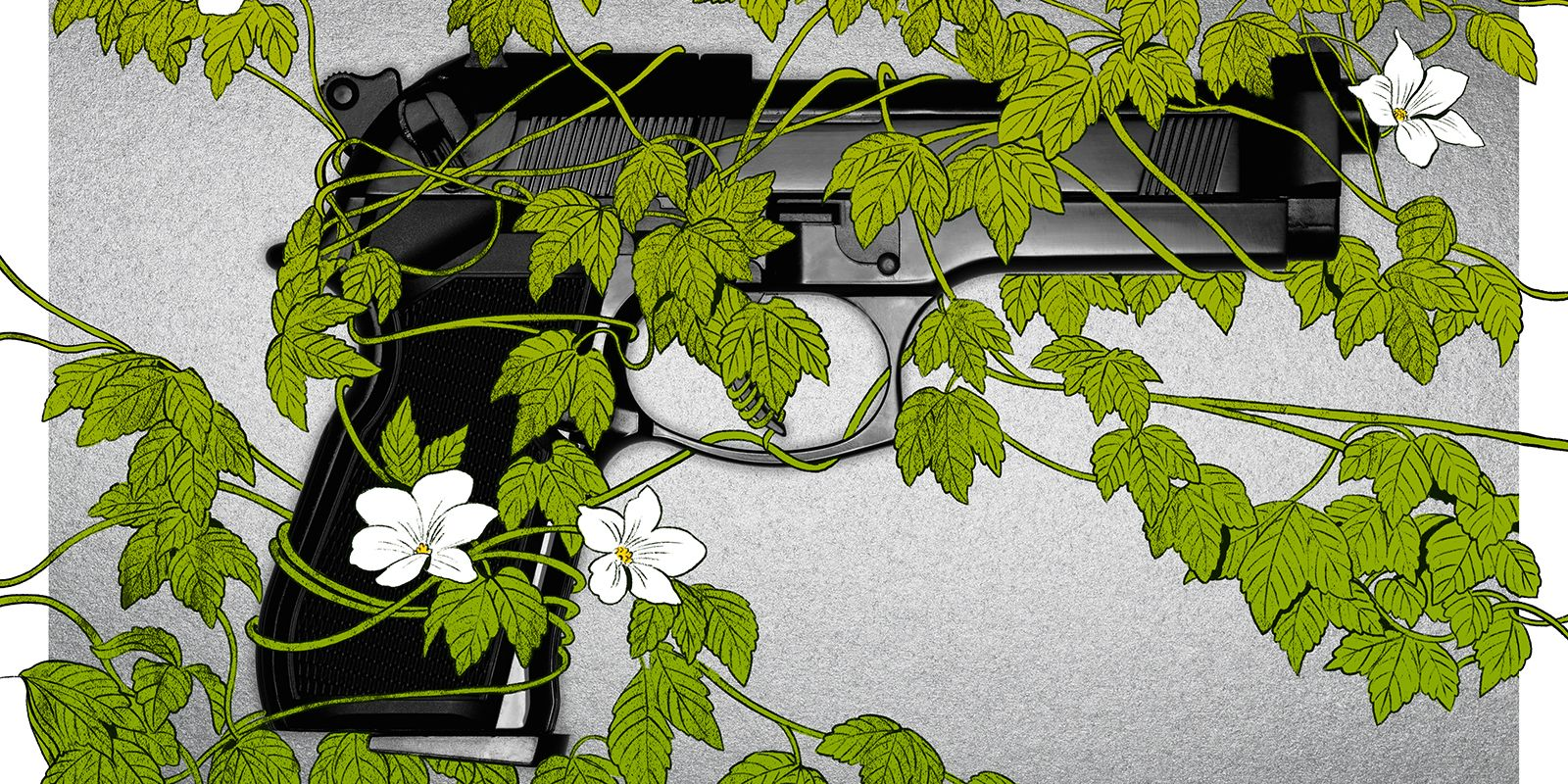 wholesale dealer df50d 36422 FE Guns 01 opener. ILLUSTRATION BY ALEX FINE  Gun IMAGE  ADAM ...