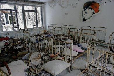 Chernobyl getty