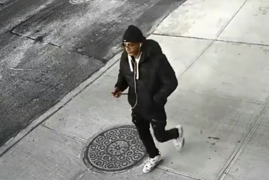 NYPD footage