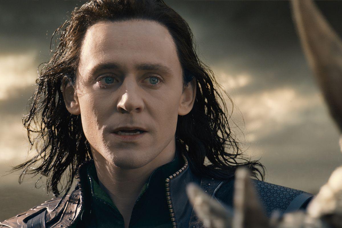 05 Thor- The Dark World Tom Hiddleston