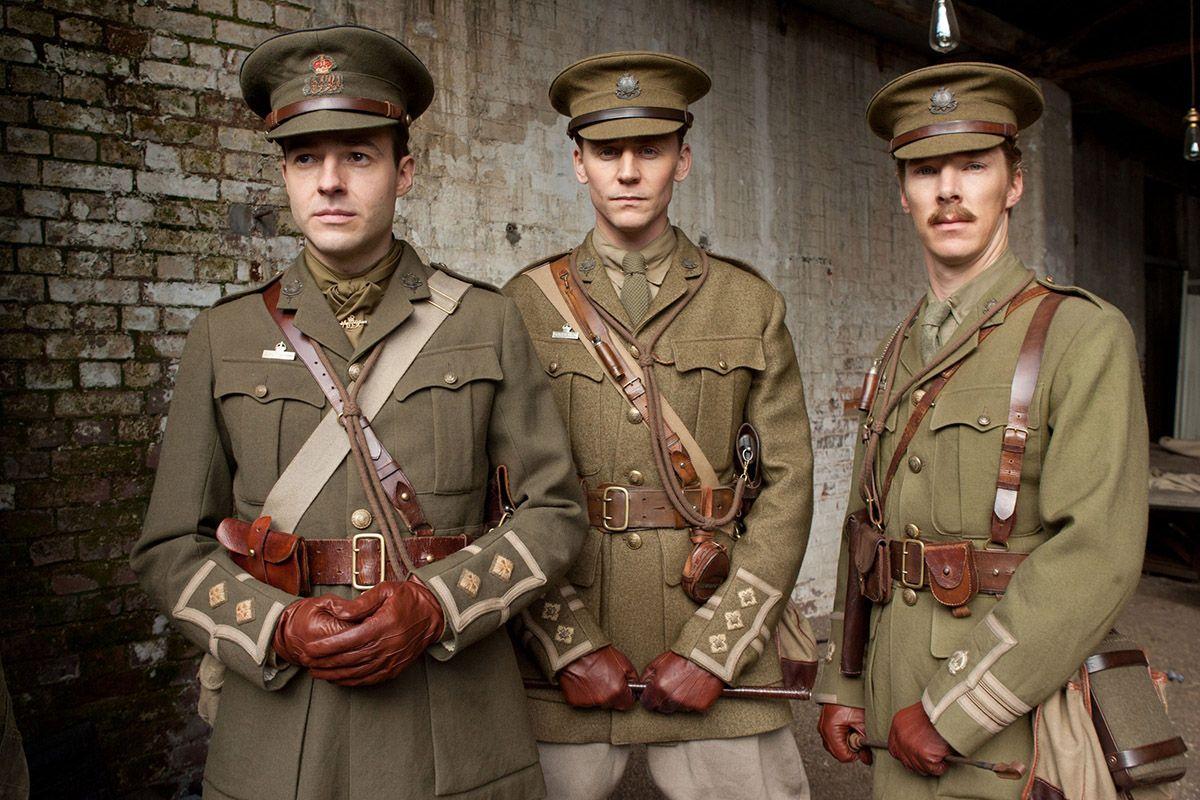 10 War Horse Tom Hiddleston