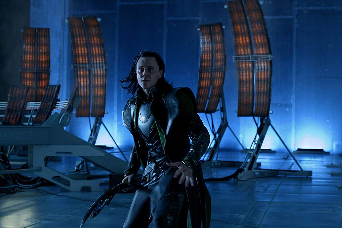 14 The Avengers Tom Hiddleston