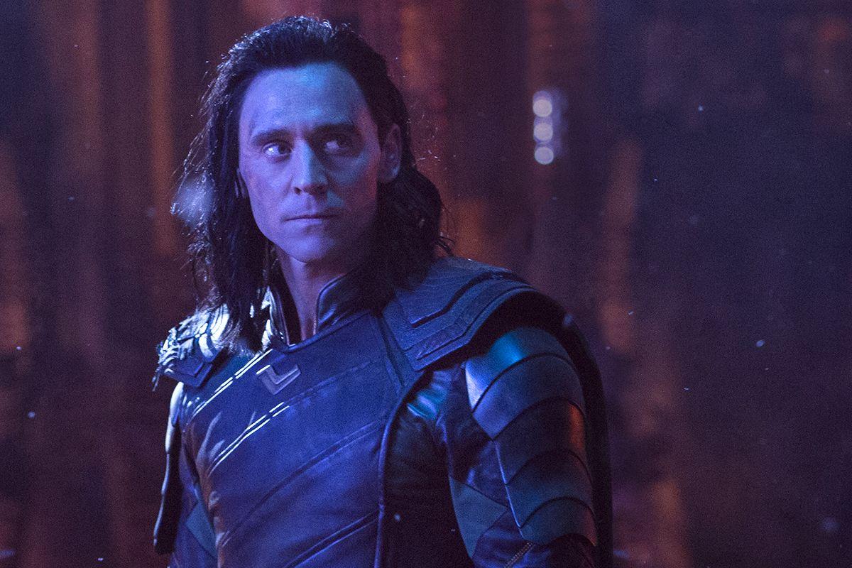 15 Avengers- Infinity War Tom Hiddleston