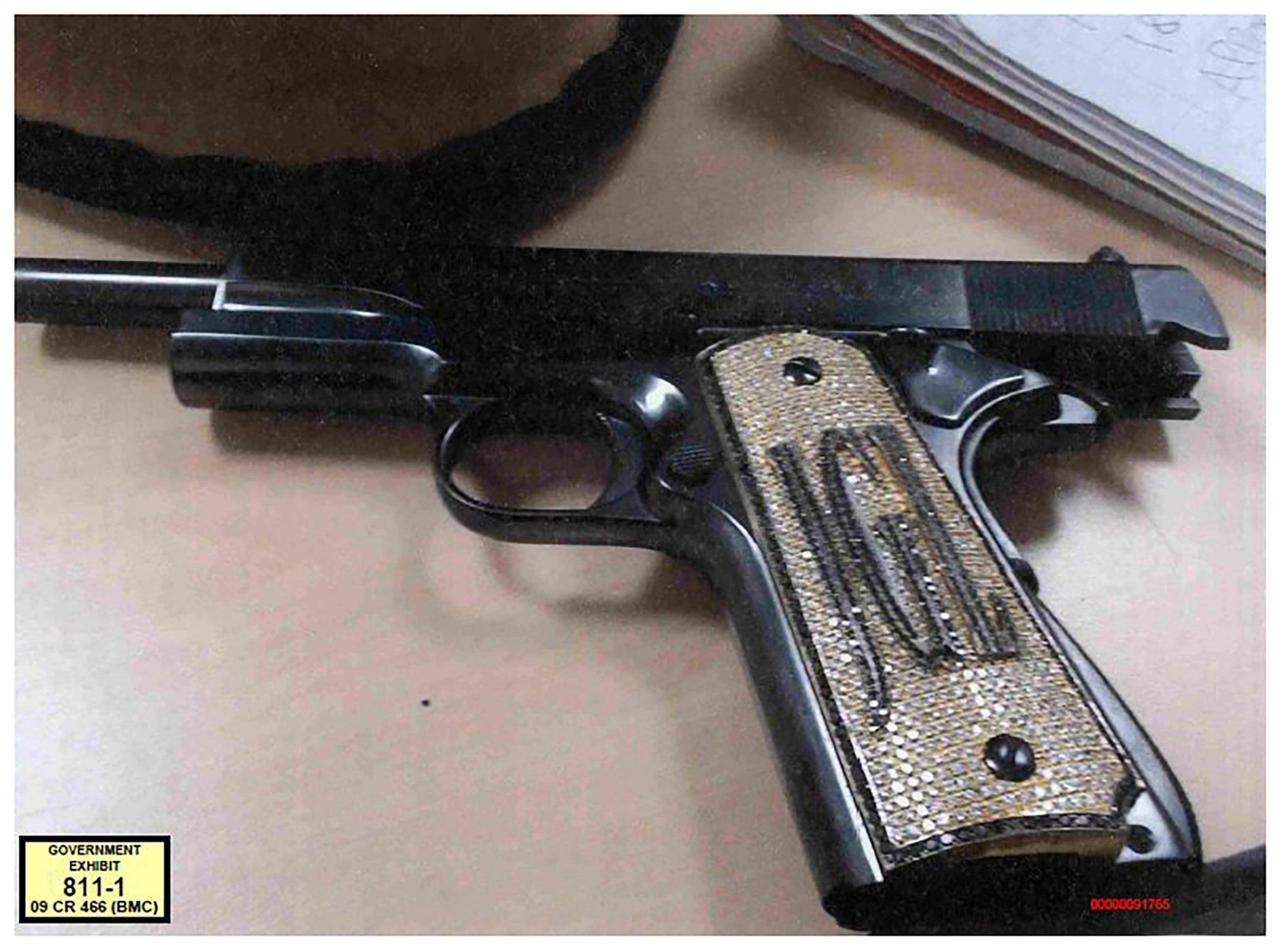 Chapo Firearm