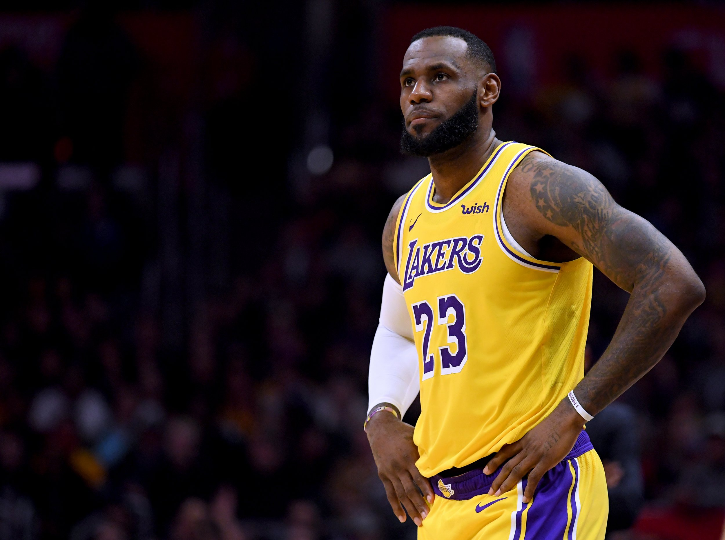 19017df0e09 LeBron Could Regret Joining the Lakers