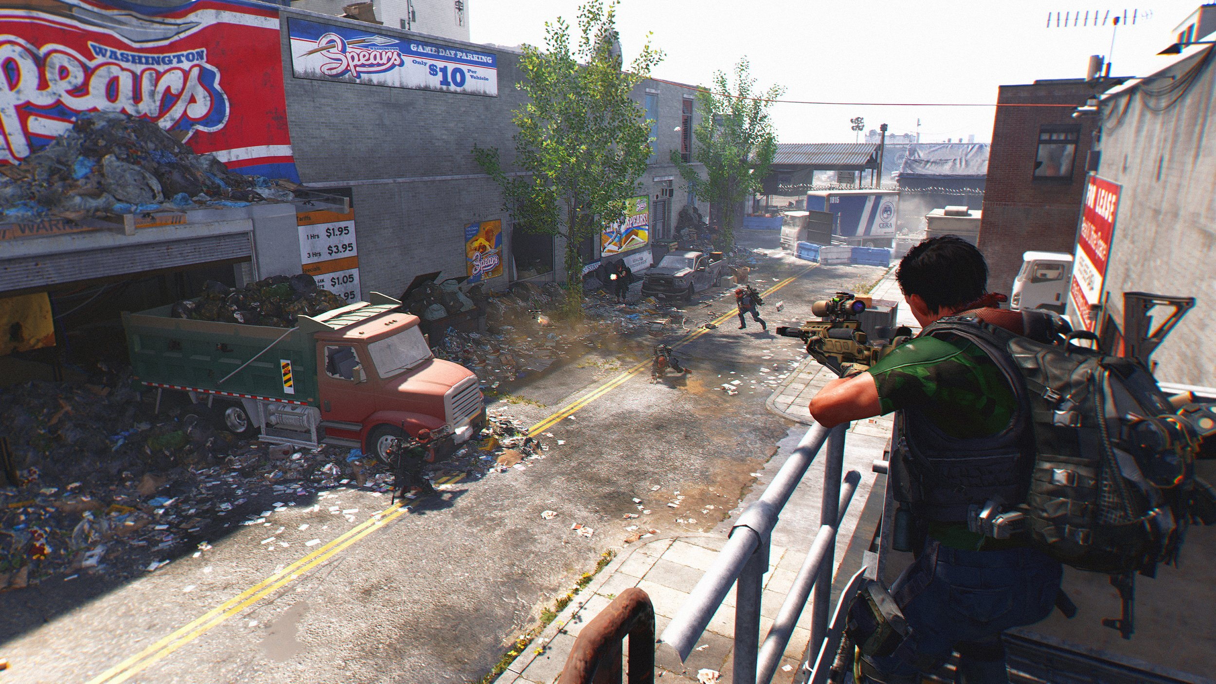 The Division 2' Private Beta - How to Invite Friends With