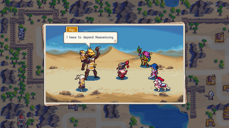 wargroove review 1