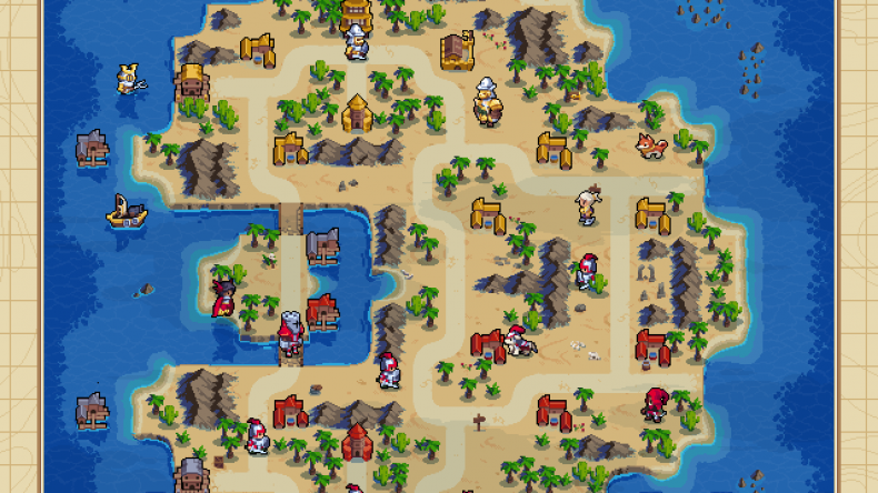 wargroove review 3