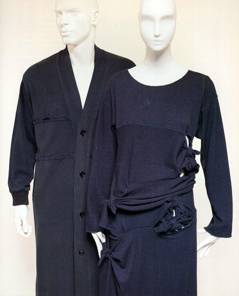 Rei Kawakubo iconic fashion