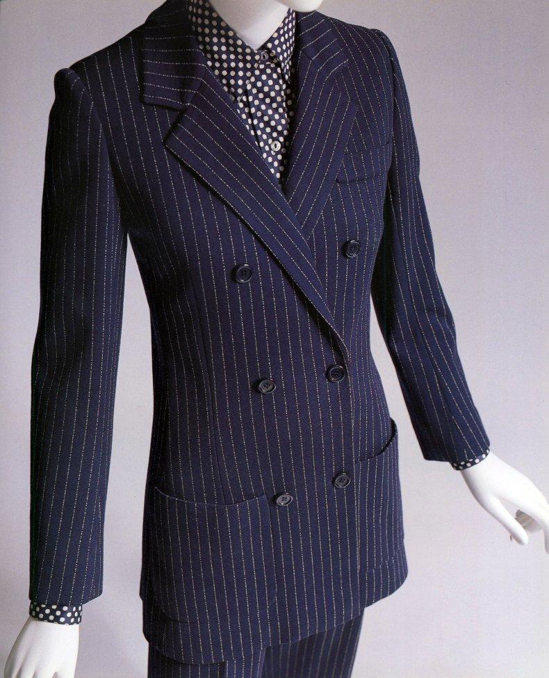 YSL iconic fashion