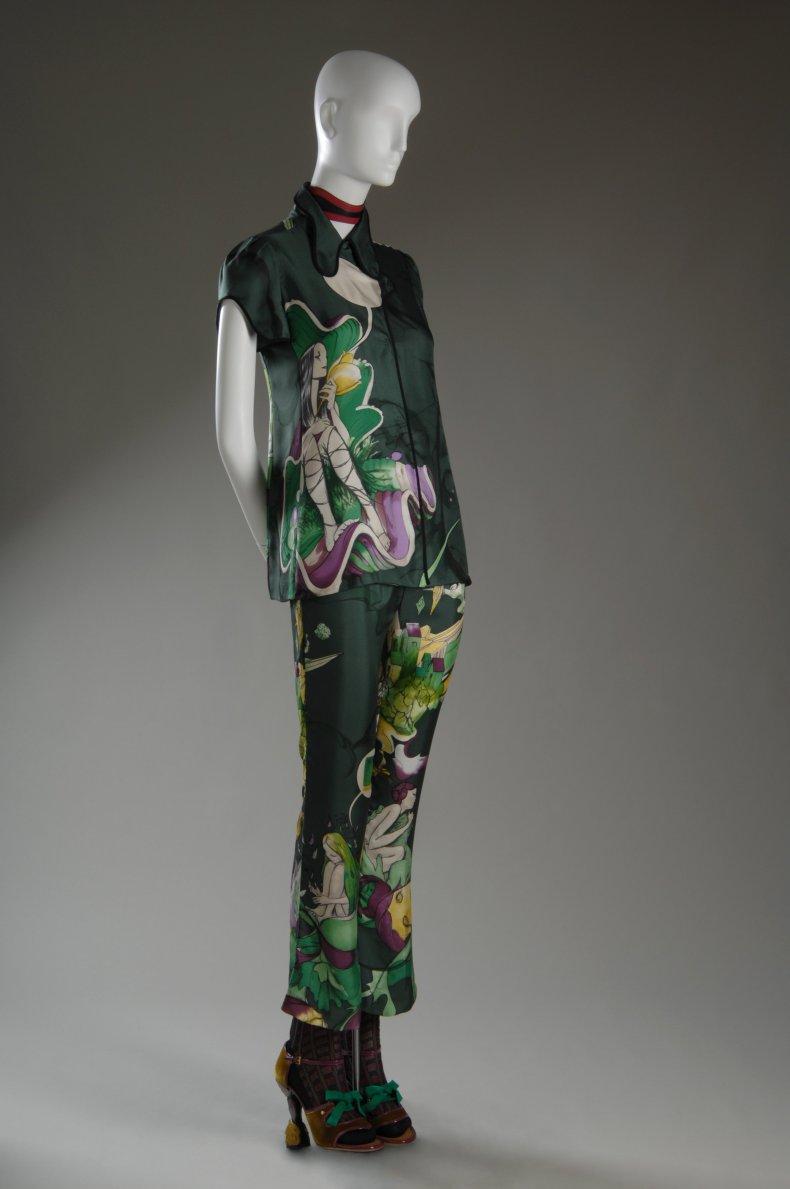 Prada iconic fashion