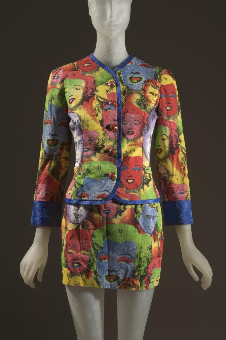 Gianni Versace iconic fashion
