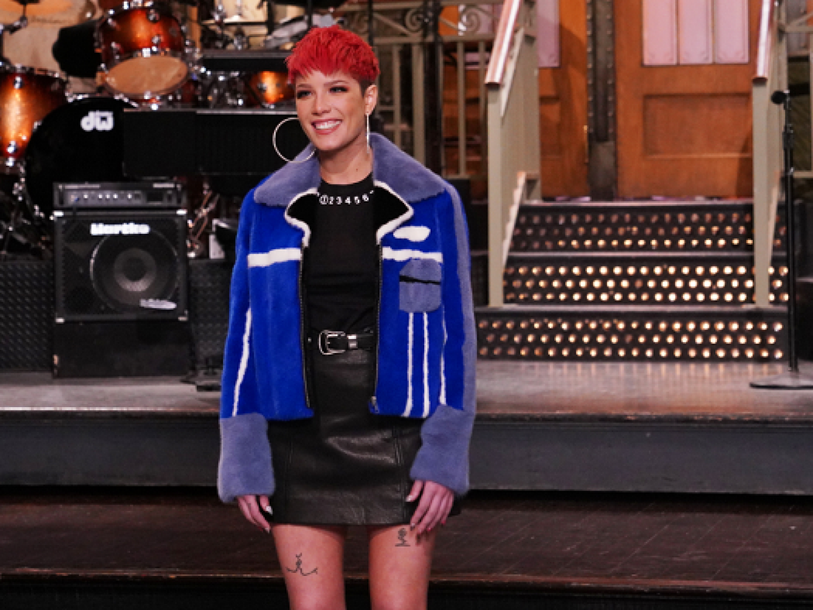 Is 'SNL' on Tonight? Watch Halsey Host and Perform on