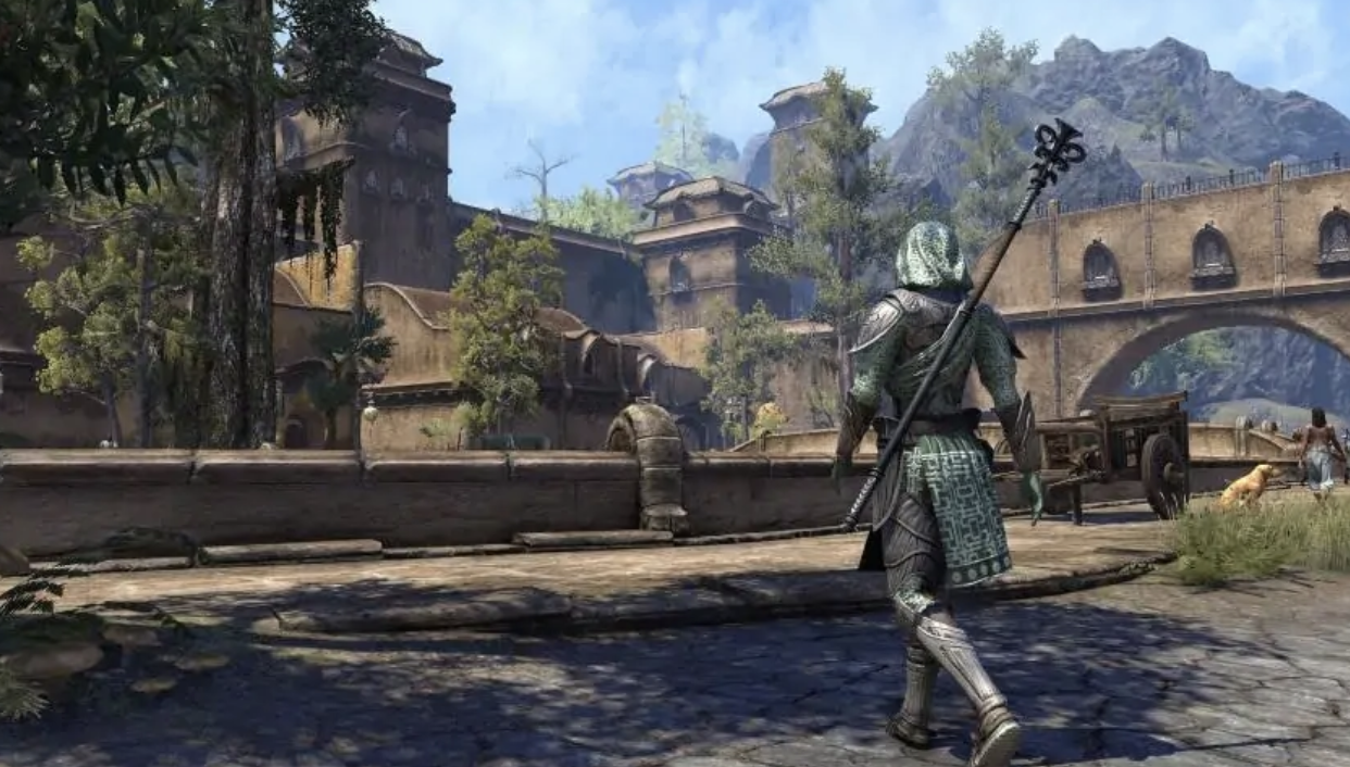 ESO' Morrowind Celebration Event: How To Get All Vvardenfell