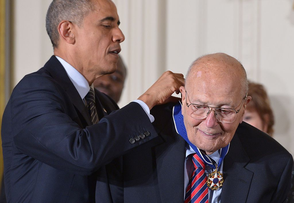 John Dingell, America's Longest Serving Congressman, Dies At 92