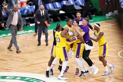 Rajon Rondo, Los Angeles Lakers