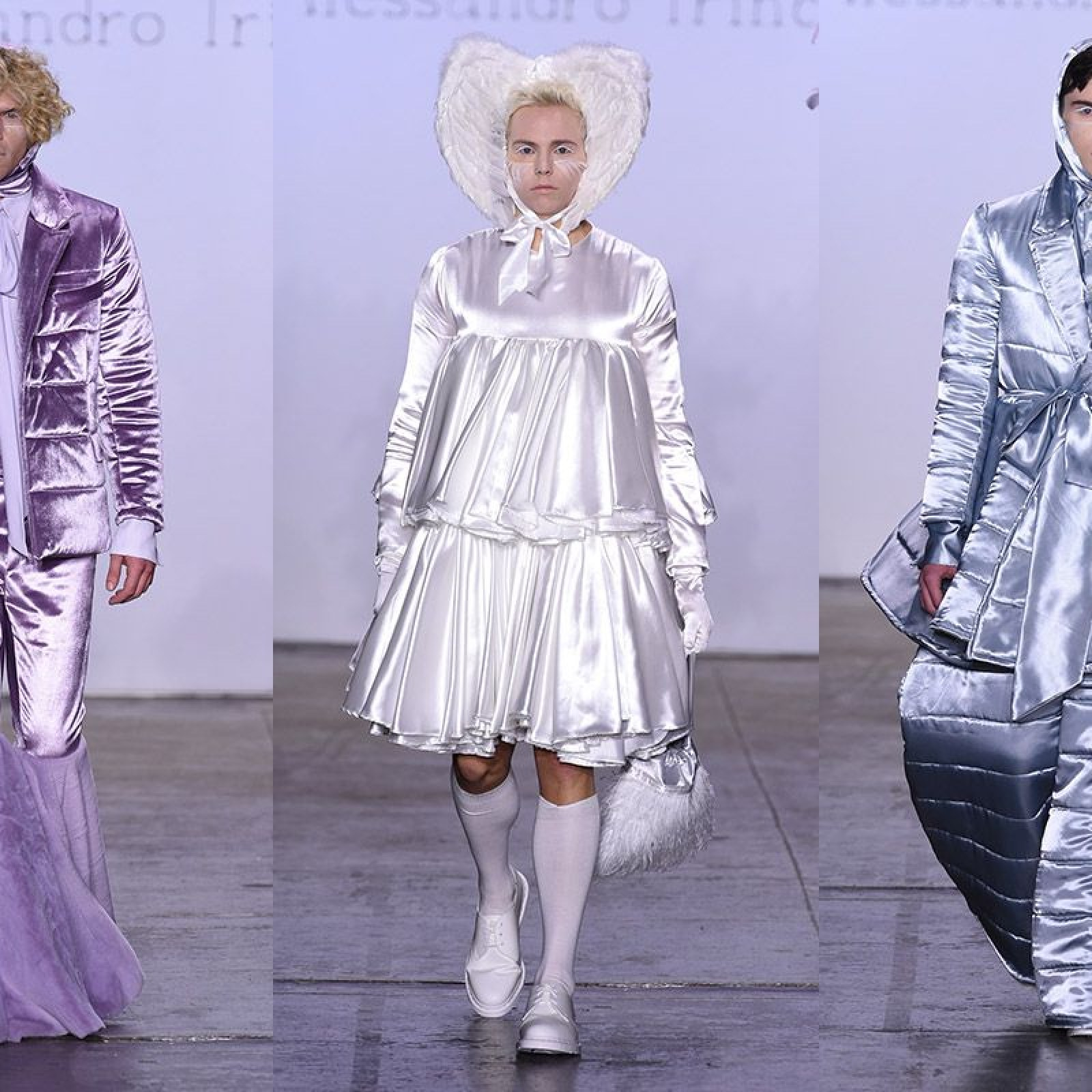 faa12559 New York Fashion Week 2019: Photos of the Shows at NYFW