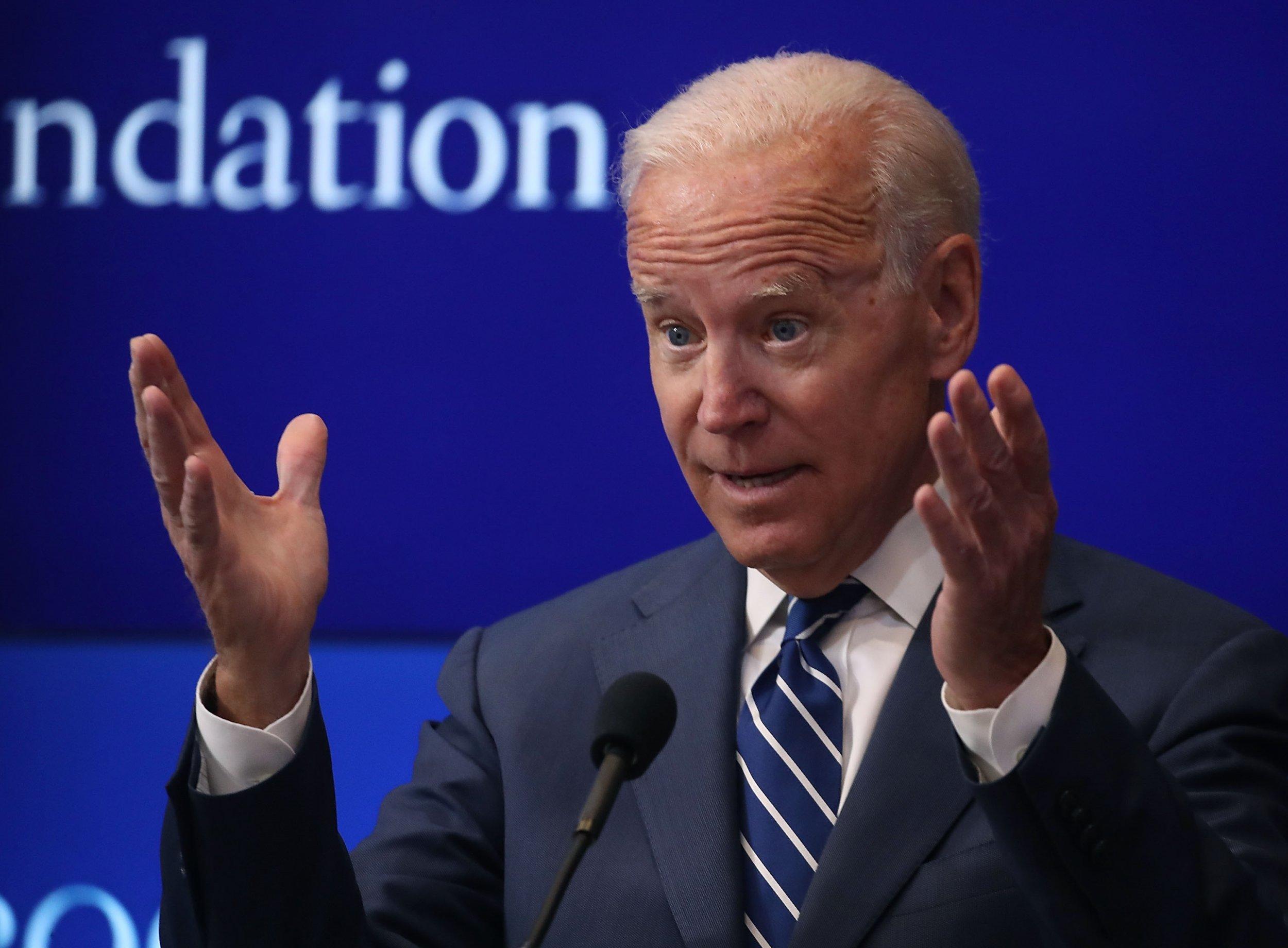 Vice President Joe Biden gaffes