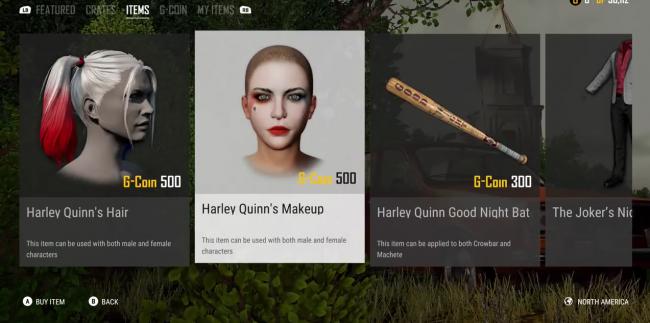 PUBG' PS4 Gets Pricey 'Suicide Squad' Harley Quinn & Joker Skins