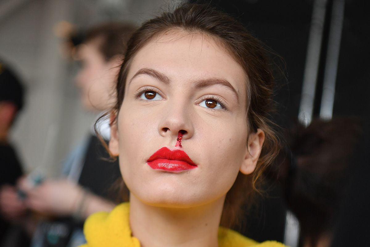 16 New York Fashion Week 2019 backstage GettyImages-1095098132