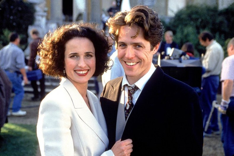 17 Four Weddings and a Funeral