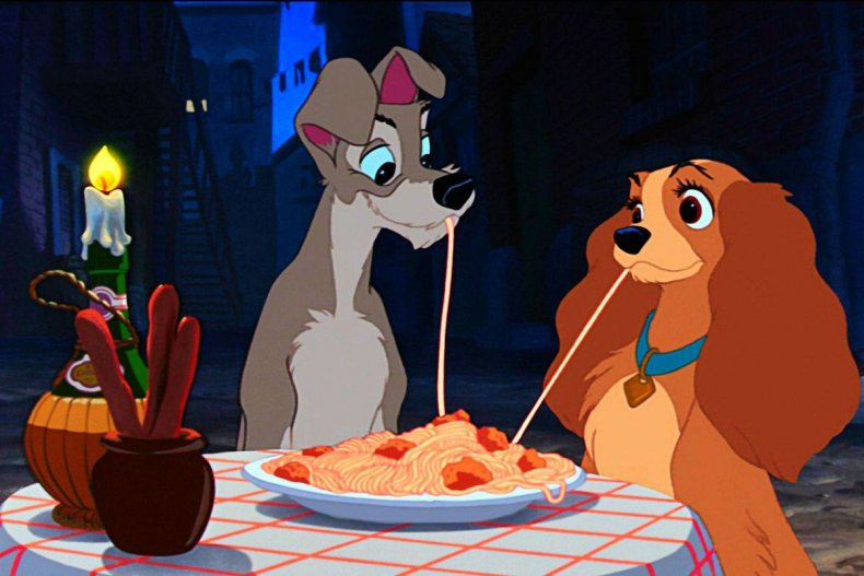 23 Lady and the Tramp