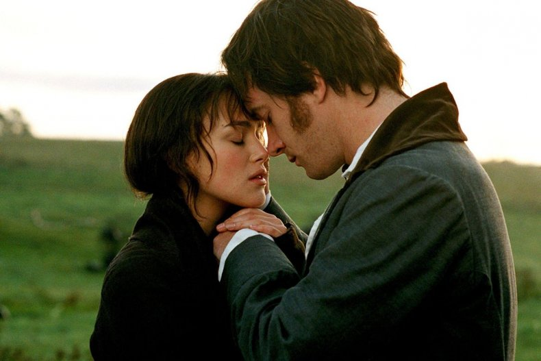 30 Pride and Prejudice