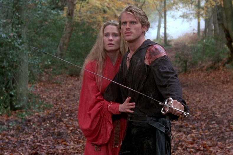 34 The Princess Bride