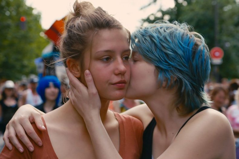 39 Blue Is the Warmest Color