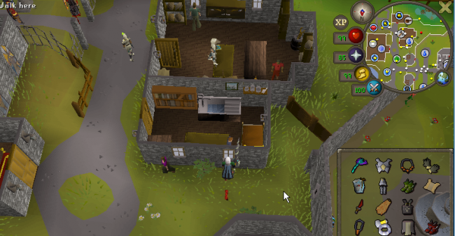 OSRS' X Marks the Spot Quest Guide: On Lumbridge Bob, Decoding the