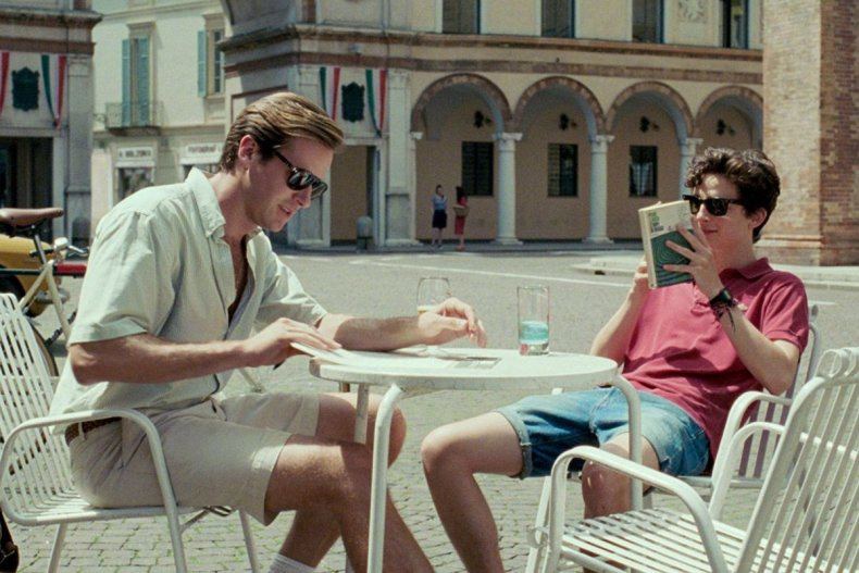 47 Call Me by Your Name