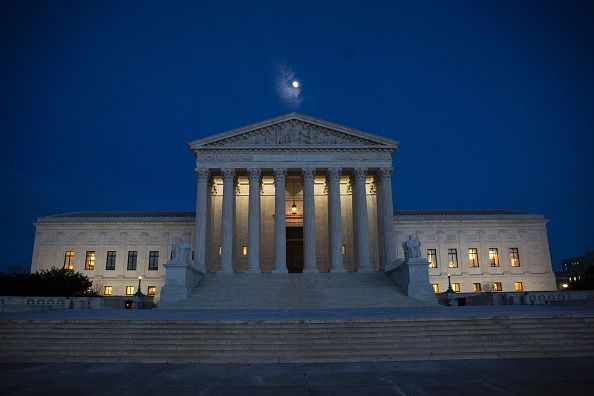 supreme court exterior