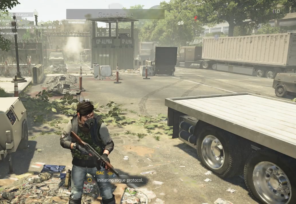 The Division 2' Dark Zone Tips - How to Go Rogue, Unlock PvP & More