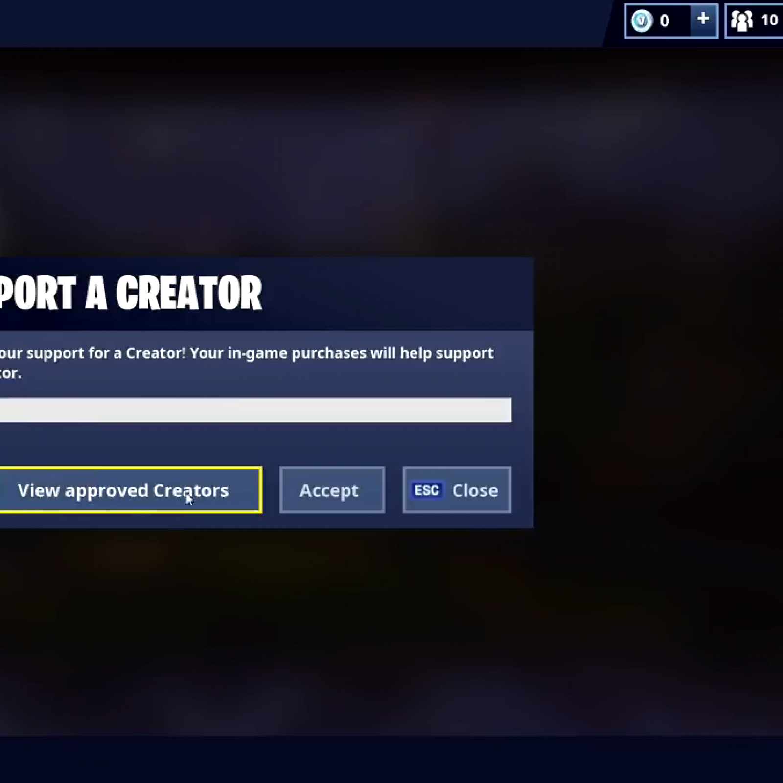 Fortnite' Creator Codes List & How to Get the Free Cuddle