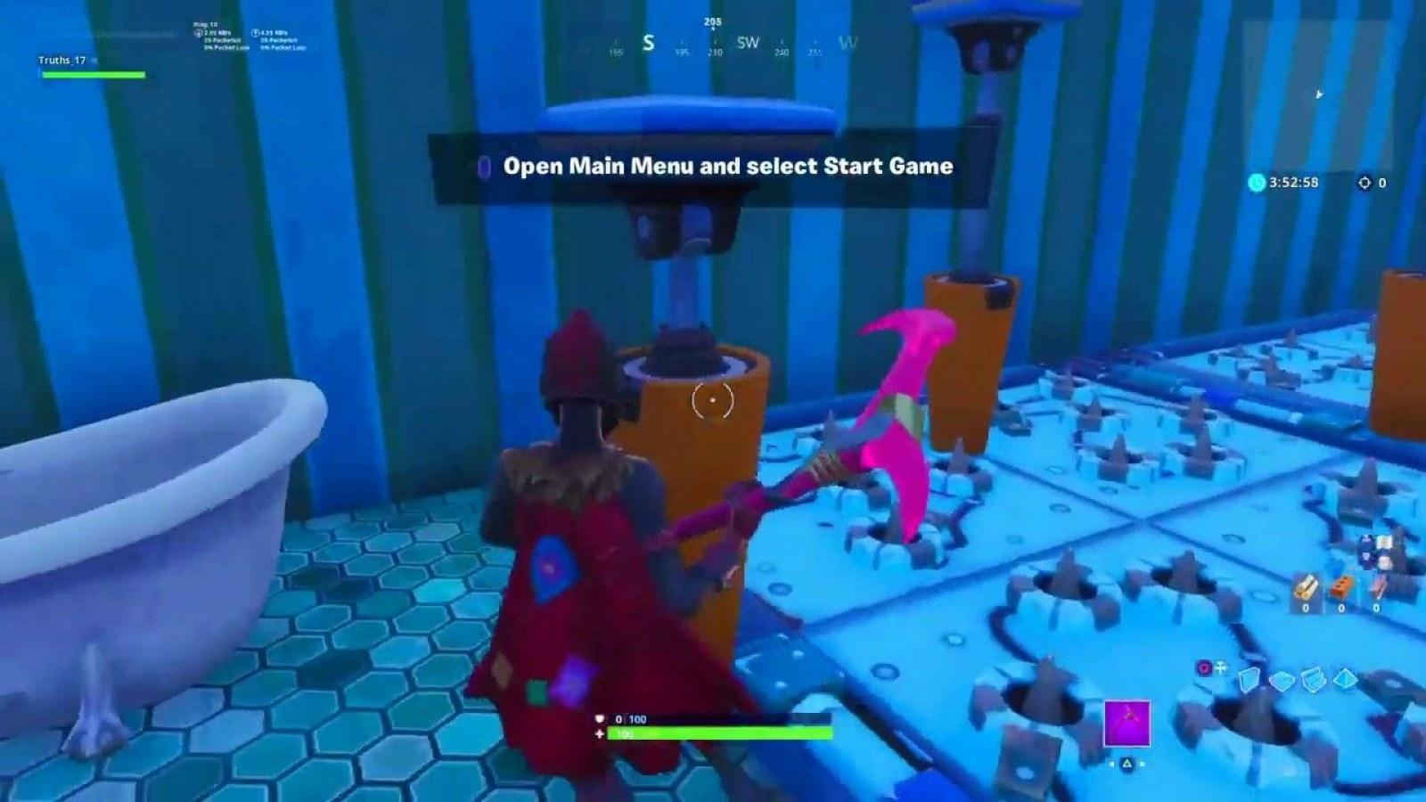Fortnite Creative Map Codes Best Maze Music Escape Room In