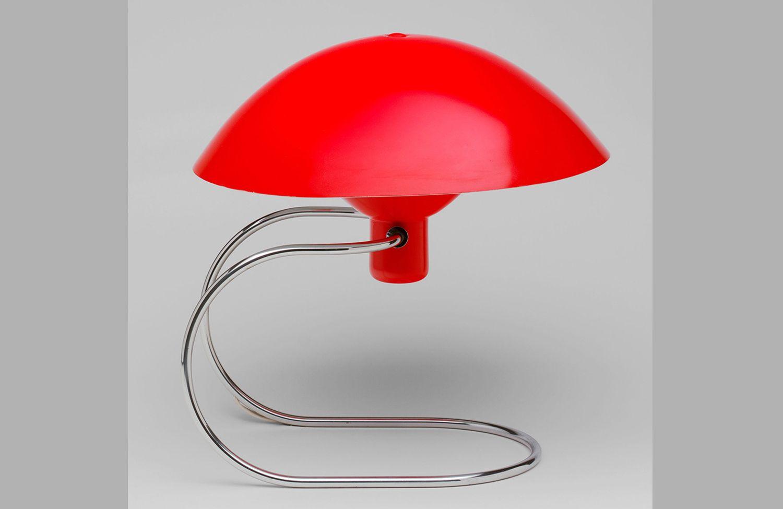 Value of Good Design lamp