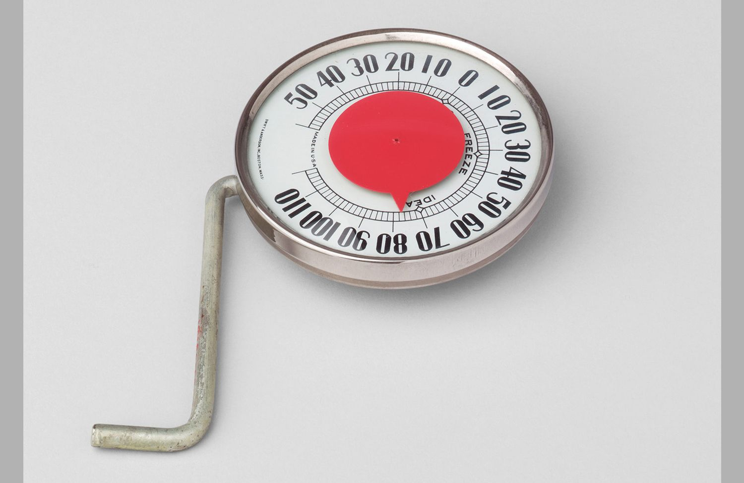 Value of Good Design thermometer