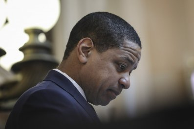 ralph northam justin fairfax sexual assault allegations resign blackface